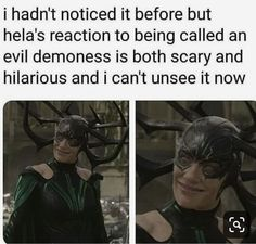 I have over a thousand memes on my phone for marvel so why the fuck not? And since I kinda want to neglect my other meme book because I can't fućking find regu. Funny Marvel Memes, Dc Memes, Avengers Memes, Marvel Jokes, Marvel Dc Comics, Marvel Avengers, Hulk Funny, Thor, Loki