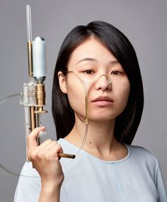 During Dutch Design Week in 2016, Taiwanese designer Yi-Fei Chen presented her project named 'Tear Gun' that collects and freezes actual tears to shoot them back at the person who caused the cry. Brought up with a strong sense of authority, Chen was taught that disagreeing with teachers was rude. After an altercation with her tutor about an unrealistic deadline, Chen got reprimanded for not submitting that assignment on time. Yi-Fei Chen created this visual metaphor to show her personal…