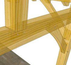 1216 Timber Frame Plan image 2