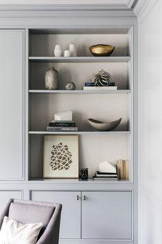 Blanco Interiores: Lacados em cinza!