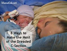One of my dearest friends just recently gave birth via c-section to save the life of her baby. While most of us would agree that we don't wanta c-section, the reality is that some of us are stuck with them. I don't want to debate the merits of VBAC vs. repeat c-sections here or the...