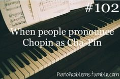 Piano Problems #102 One of the easiest ways to get on my bad side, haha.