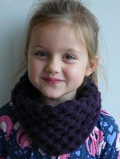 Patroon Voor Een Kindersjaal Breien Pinterest Knitting