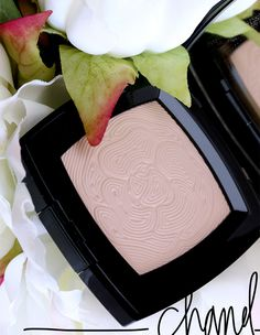 See Subtle Signs of Lovely Light With $70 Chanel Jardin De Camelias Illuminating Powder http://www.makeupandbeautyblog.com/product-reviews/chanel-jardin-de-camelias-illuminating-powder/ #MakeupCafe