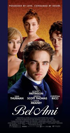 A chronicle of a young man's rise to power in Paris via his manipulation of the city's wealthiest and most influential women. Based on novel by French author Guy de Maupassant. 7/10 Official trailer https://www.youtube.com/watch?v=HlFlZVLG46c