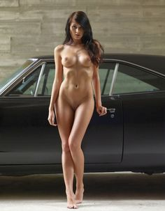 Something Sexy naked girls and cars something