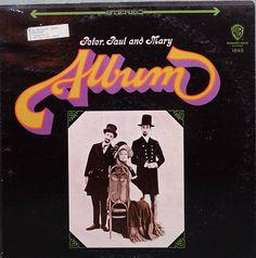 Peter Paul And Mary Album 1966 LP Album Vinyl Record