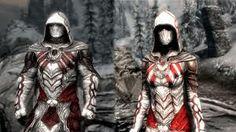 Skyrim-Assassins Creed Armor