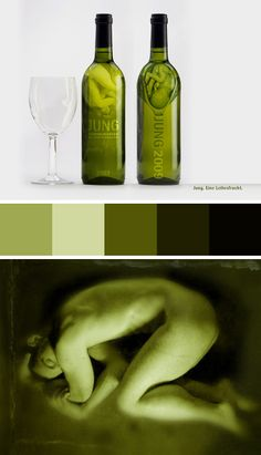 12ender - Color Palettes - Farbschema - Jung Wein