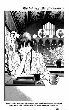 Kanda Yuu from D-Gray Man