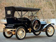 Cadillac Model 30 2-door Demi-Tonneau '1910
