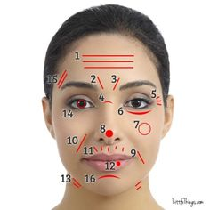 The Lines And Wrinkles Of Your Face Reveal Secrets To Your Body's Overall Health Fitness Workouts, Fitness Tips, Crema Facial Natural, Poor Circulation, Colon Health, Thyroid Diet, The Face, Healthy Liver, Eyebrows