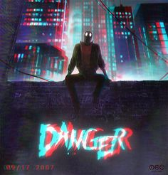 "Danger 09/17 2007 ""Fan Remake"" Cover in 3d by Mickaël MEO Forrett, via Behance"