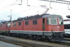 Electric Locomotive, Swiss Railways, Train, Vehicles, Zug, Rolling Stock, Strollers, Vehicle, Tools