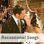Some suggestions for great upbeat, modern recessional wedding songs to celebrate this great moment in your wedding. Traditional Wedding Songs, Classic Wedding Songs, Romantic Wedding Songs, Top Wedding Songs, Wedding Hymns, Country Wedding Songs, Wedding Music, Trendy Wedding, Wedding Bells