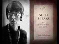 Jane Roberts - Seth Speaks One Hour Audio - INSPIRING AND HEALING! - YouTube