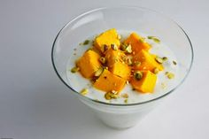 Mango Shrikhand Recipe http://best-of-recipe.blogspot.com/