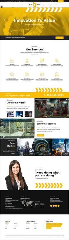 Industrial is an awesome 9in1 responsive #WordPress theme exclusively built for #manufacture, #industry, factory, laboratory or construction company websites download now➩ https://themeforest.net/item/industrial-manufacturing-factory-wordpress-theme/18939815?ref=Datasata