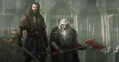 King Dain & King Brand (Silmarillion)