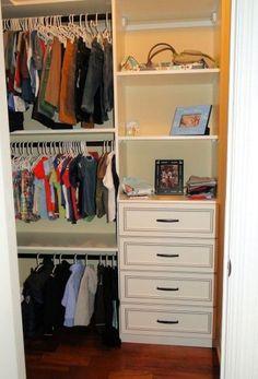 Children Closet Design Ideas - California Closets DFW