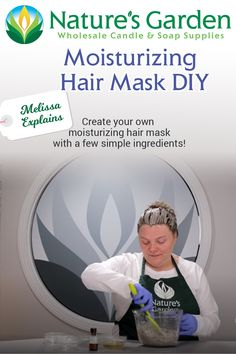Moisturizing Hair Mask Video