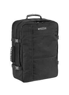 Prottoni Carry On Backpack - Travel Cabin Weekender Bag - Seperate Laptop Sleeve ** Remarkable product available now. : Travel Backpack