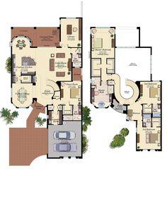 SYDNEY/553 Floor Plan