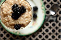 Rice pudding with brown sugar and vanilla | Calling all conscious foodies @ foodiehaven.com