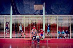 Keingart » The open hall