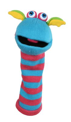 sock puppets | Wise Words - Book Blogger: Sock Puppets: No Strings Attached