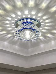 Crystal Ceiling Lights Hallway Light Fixtures for Home Decoration – CAD $ 67.80