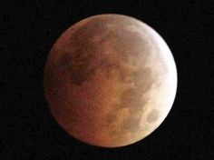 Sunday's Lunar Eclipse Has Got It All : The Two-Way : NPR