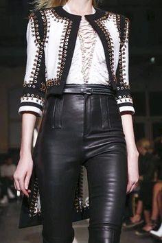 Givenchy Ready To Wear Spring Summer 2015 Paris 8684dd5f3ed