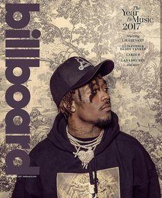 Billboard The Covers Lil Uzi Vert 2017, Billboard Magazine, Vs The World, Music Magazines, Daddy Yankee, Hip Hop Rap, Music Covers, Covergirl, New Music