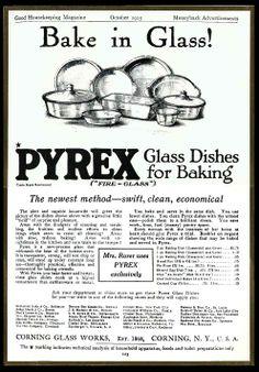 #Vintage #Pyrex ad