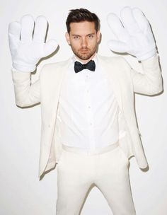 Tobey Maguire by Terry Richardson