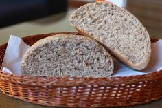 Kuch.com.pl: SZYBKI CHLEB PSZENNY RAZOWY Bread, Food, Brot, Essen, Baking, Meals, Breads, Buns, Yemek
