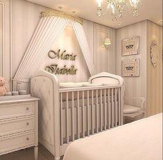 ✦ ⊱ ɛʂɬ ཞ ɛɩɩą ⊰ ✦ new baby baby bedroom, baby room и baby r Baby Bedroom, Baby Room Decor, Nursery Room, Girl Nursery, Girl Room, Girls Bedroom, Baby Rooms, Baby Room Design, Nursery Design