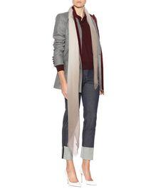 Bottega Veneta - Wool scarf - mytheresa.com