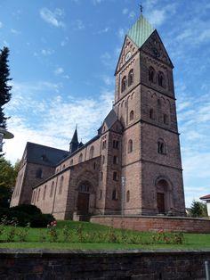 Kirche St. Nikolaus in Ramstein, Germany
