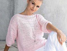 Free Crochet Sweatshirt Patterns for Easy Spring Style New 2019 – Page 15 of 43 – clear crochet sweatshirt outfit; Crochet Jacket, Crochet Blouse, Knit Crochet, Crochet Tops, Girls Sweaters, Sweaters For Women, Cardigans, Sweatshirt Refashion, Sweatshirt Outfit