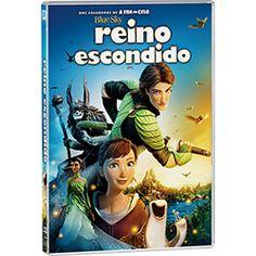 DVD Reino Escondido
