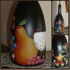 bottiglia shara