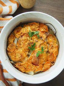 An Avocado A Day: Mixed Potatoes Anna
