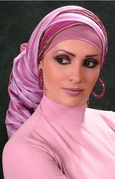 Hijab Fashion 2011 - 2012