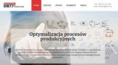 Jesteśmy ekspertami w zakresie optymalizacji procesów produkcyjnych w oparciu o narzędzia lean manufacturing. Prowadzimy audyty, szkolenia, z zakresu wdrożeń filozofii lean management.