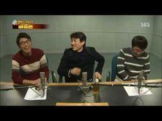 2013년 2월 2일 SBS 접속무비월드 - 영화는 수다다 : 베를린(감독 류승완출연, 하정우 전화연결)