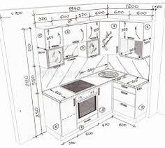 New small kitchen remodel ikea layout Ideas Kitchen Sets, Home Decor Kitchen, Rustic Kitchen, Kitchen Furniture, Furniture Stores, Kitchen Cabinets Drawing, Kitchen Drawing, Home Room Design, Interior Design Kitchen