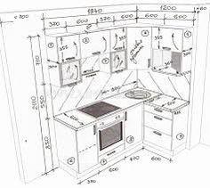 New small kitchen remodel ikea layout Ideas Kitchen Corner, Kitchen Sets, Kitchen Layout, Home Decor Kitchen, Rustic Kitchen, Kitchen Furniture, Furniture Stores, Kitchen Cabinets Drawing, Kitchen Drawing