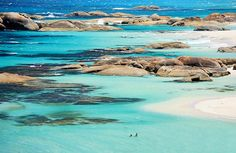 Parque Nacional William Bay - Austrália